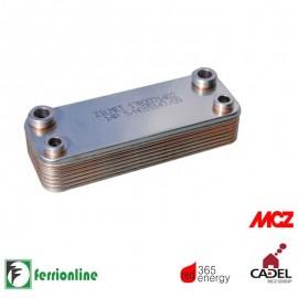 Trascinatore turbolatori (2 pz.) cod. 41200903300